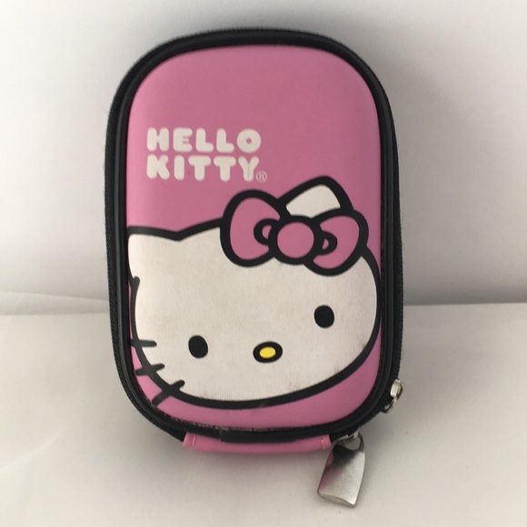 Sanrio Other - ❤️ Hello Kitty Hard Pouch